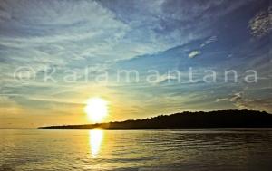 Sunrise Peucang
